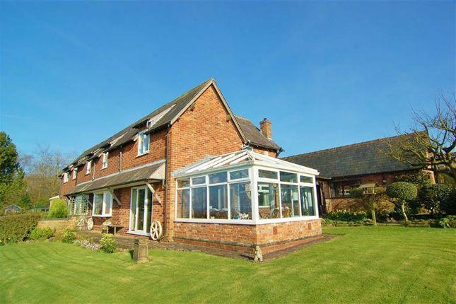Thumbnail Semi-detached house for sale in Mow Lane, Newbold Astbury, Congleton