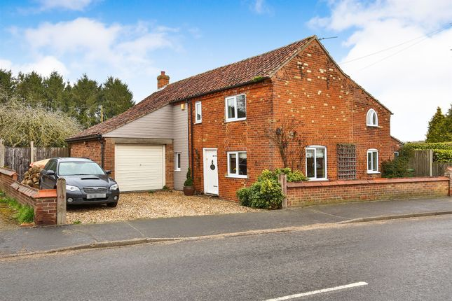 Thumbnail Cottage for sale in The Street, Hockering, Dereham
