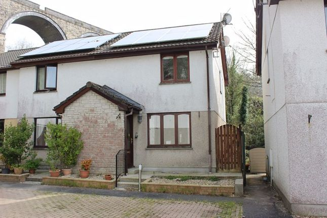 Thumbnail Semi-detached house for sale in Orchard Grove, St. Austell