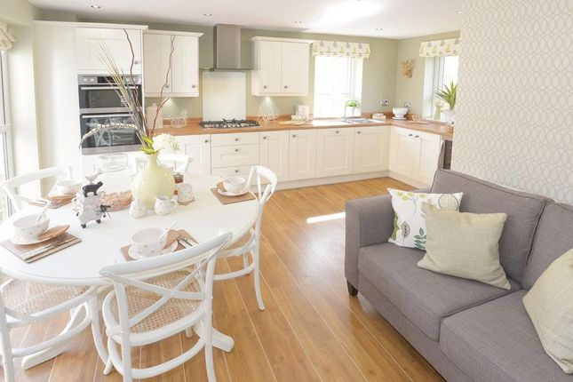 "Kitchen of ""Alnwick"" at ""Alnwick"" At Rykneld Road, Littleover, Derby DE23"