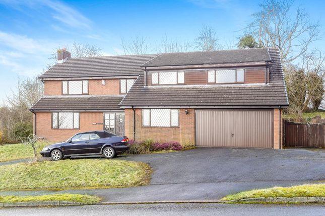 Thumbnail Detached house for sale in Cefn Morfa, Llandrindod Wells