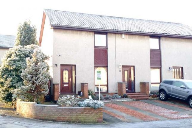 Thumbnail End terrace house to rent in Northbank Park, Bo'ness, Falkirk