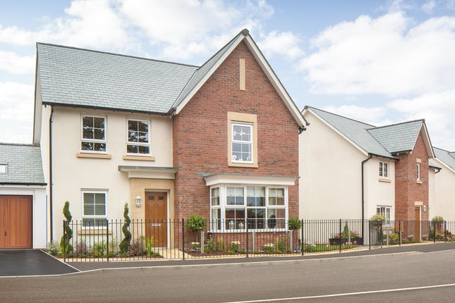 """Thumbnail Detached house for sale in """"Cambridge"""" at The Green, Chilpark, Fremington, Barnstaple"""