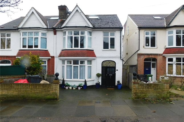 Thumbnail Semi-detached house for sale in Polstead Road, Catford