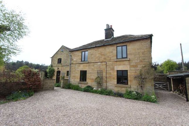 Thumbnail Cottage for sale in Jaggers Lane, Darley Moor, Matlock