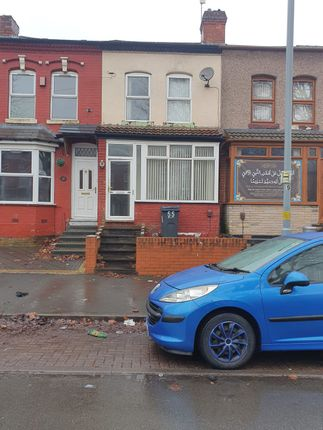Thumbnail Terraced house for sale in Mansel Road, Small Heath