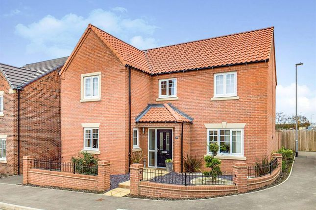 Thumbnail Detached house for sale in Forlorns Drive, Driffield