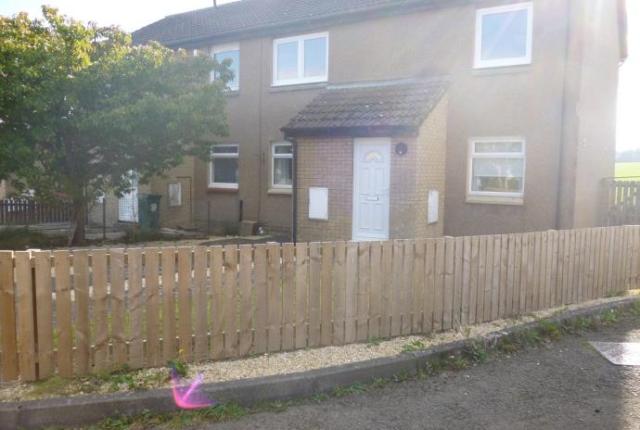 Thumbnail Flat to rent in Rosslyn Road, Ashgill, Larkhall ML9,