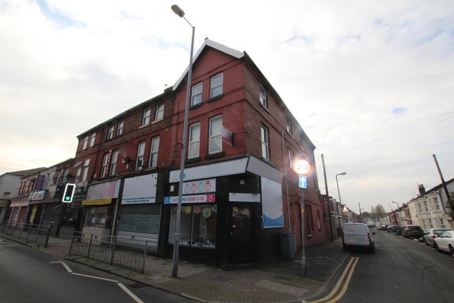 Thumbnail Land for sale in Linacre Road, Liverpool