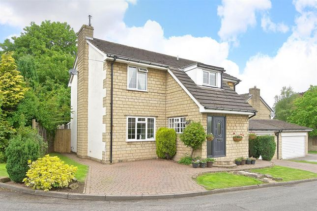Thumbnail Detached house for sale in Stonedale Close, Pool In Wharfedale, Otley