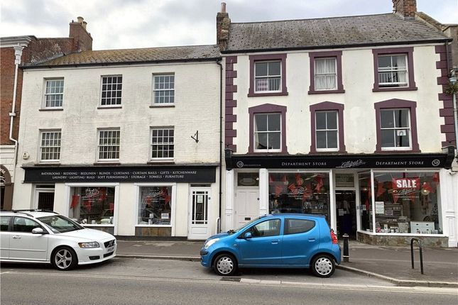 2 bed flat for sale in West Street, Bridport DT6
