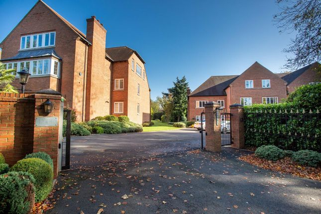 Thumbnail Flat for sale in Knights House, 40 Four Oaks Road, Sutton Coldfield