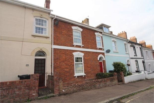 Thumbnail Terraced house to rent in Montpellier Road, Exmouth