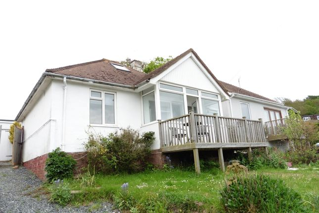 Thumbnail Bungalow to rent in Arlington Gardens, Saltdean, Brighton