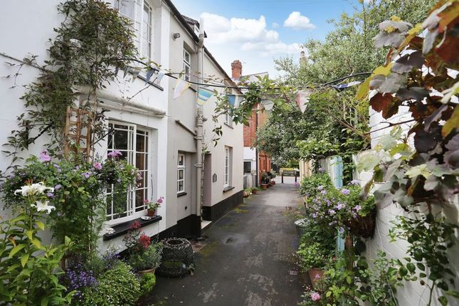 Thumbnail Terraced house for sale in Chapel Place, Fore Street, Topsham, Exeter
