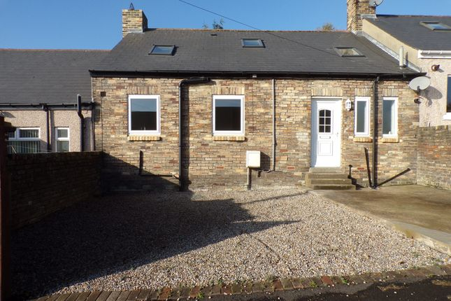Thumbnail Bungalow for sale in North View Bungalows, High Spen, Rowlands Gill