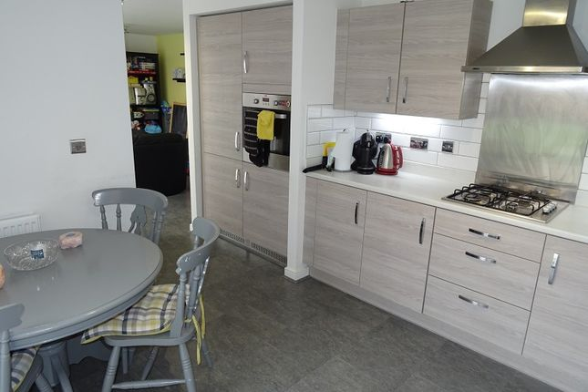 Kitchen/Diner of Gwern Close, St Lythans Park, Cardiff. CF5