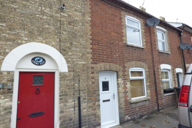 Thumbnail Terraced house to rent in Southgate Street, Long Melford, Sudbury