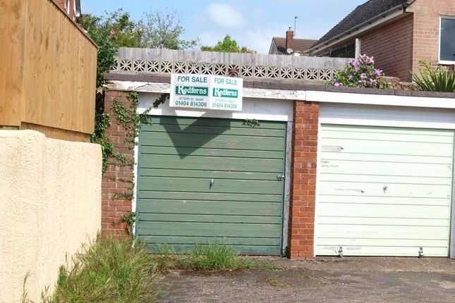 Parking/garage for sale in Ridgeway Gardens, Ottery St. Mary