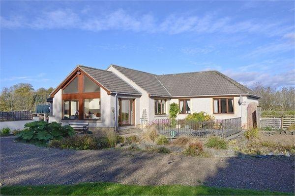 Thumbnail Detached bungalow for sale in Duns, Duns, Scottish Borders