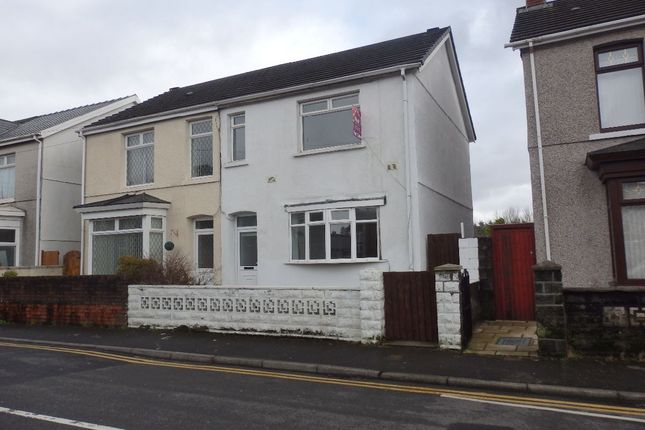 Thumbnail Semi-detached house for sale in Havard Road, Llanelli