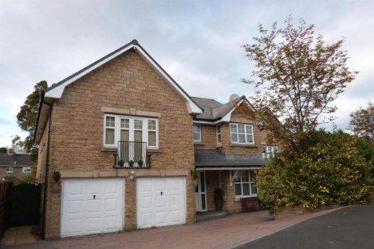 Thumbnail Detached house for sale in Lindbergh Avenue, Lancaster, Lancashire