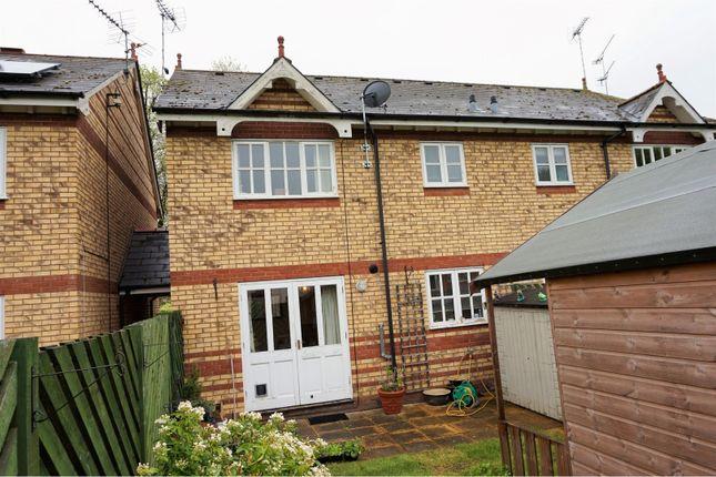 Thumbnail End terrace house for sale in Lavender Field, Saffron Walden