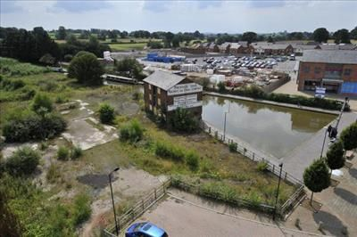 Thumbnail Land for sale in Plot 7, Ellesmere Wharf, Ellesmere