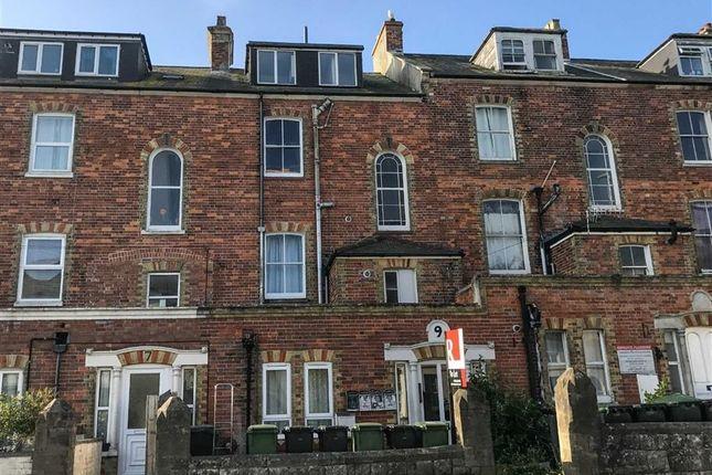 Thumbnail Flat to rent in Wyke Road, Weymouth, Dorset