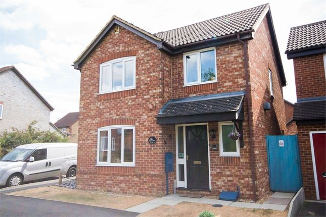 Thumbnail Detached house for sale in Mill Meadow, Kingsthorpe, Northampton
