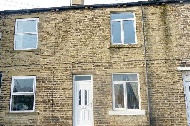 Thumbnail Terraced house for sale in Canary Street, Cleckheaton, West Yorkshire.
