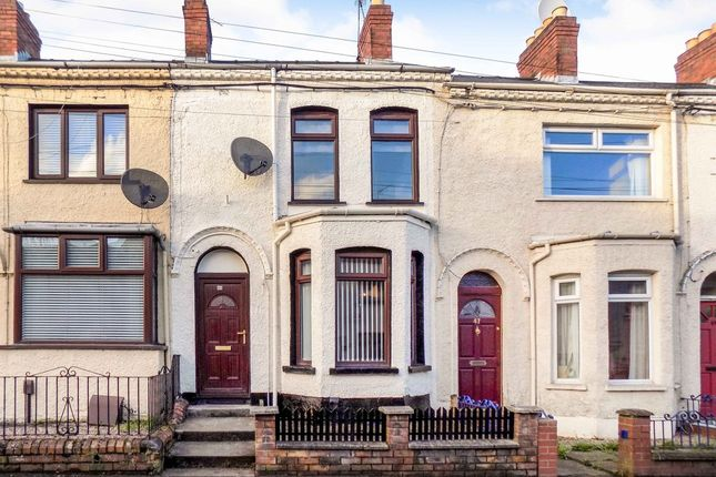 Thumbnail Terraced house for sale in Wesley Street, Lisburn
