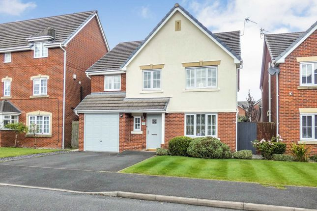Thumbnail Detached house for sale in Jefferson Drive, Chapleford