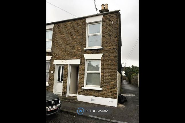 Thumbnail Terraced house to rent in Richmond Road, Sheerness