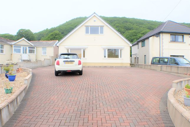 Thumbnail Detached bungalow to rent in New Road, Swansea