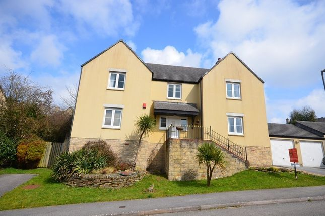 Thumbnail Detached house for sale in Treffry Road, Truro