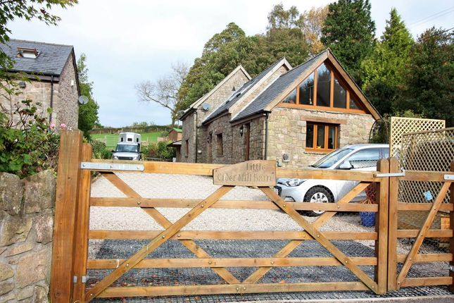 Thumbnail Detached house for sale in Croesyceiliog, Cwmbran