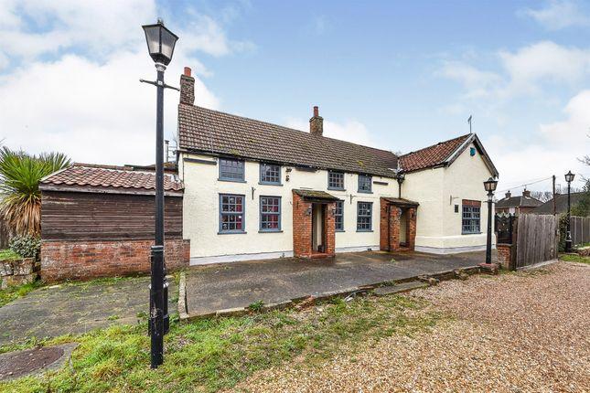 Thumbnail Detached house for sale in Marshland Street, Terrington St. Clement, King's Lynn