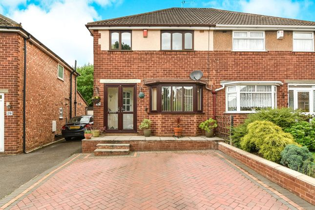 Thumbnail Semi-detached house for sale in Anderson Crescent, Great Barr, Birmingham