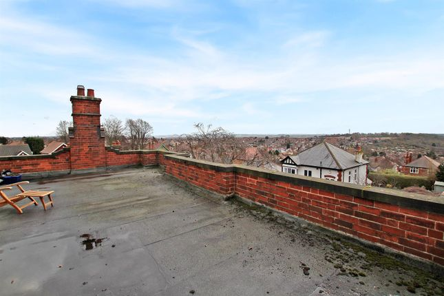 Roof Terrace of Marston Road, Bakersfield, Nottingham NG3