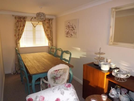 Dining Room of Raleigh Close, Stoke-On-Trent, Staffordshire ST4