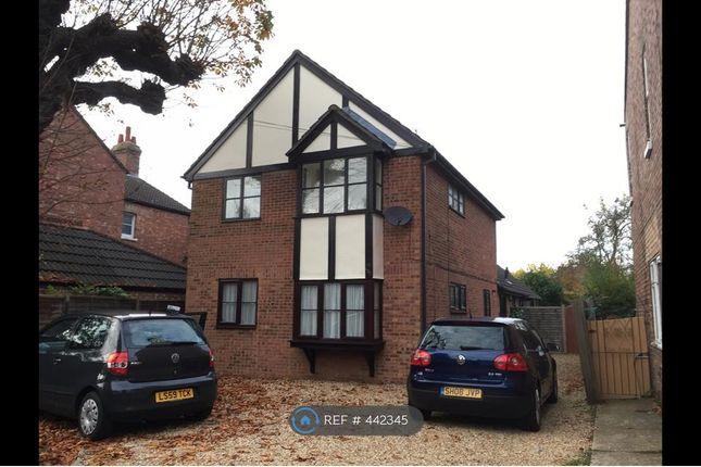 Thumbnail Flat to rent in Norfolk Street, Peterborough