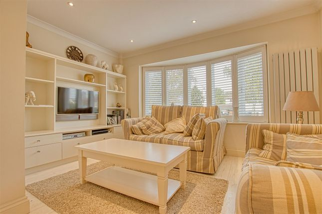 TV Room of Lodge Avenue, Elstree, Borehamwood WD6