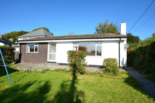 Thumbnail Detached bungalow for sale in Greenhill, Lamerton, Tavistock