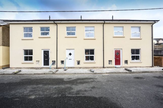 Thumbnail Terraced house for sale in The Old Dairy, Bontnewydd Terrace, Trelewis