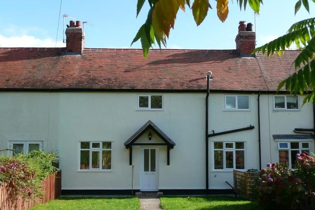 Terraced house to rent in Retford Villas, Preesgweene, Weston Rhyn, Oswestry