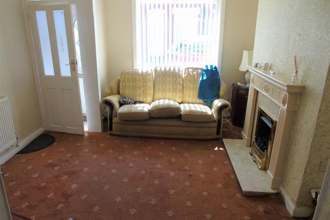 Lounge of Ismay Street, Walton, Liverpool L4