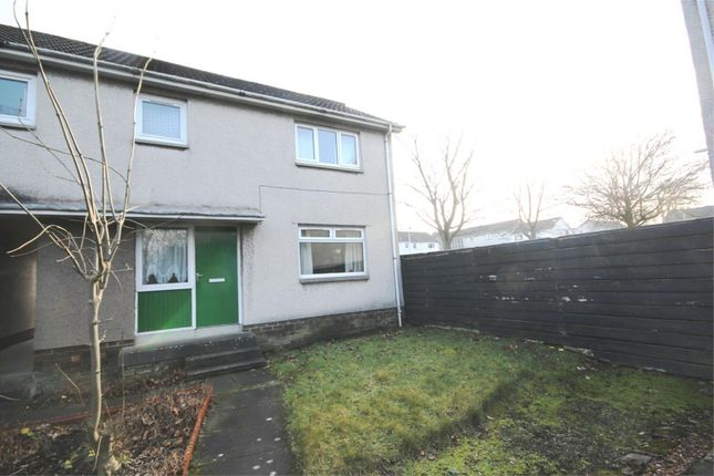 Thumbnail Terraced house for sale in Moubray Grove, South Queensferry