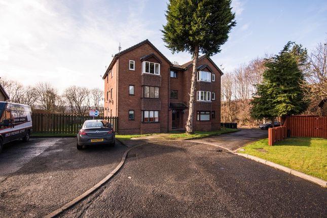 Thumbnail Flat for sale in Brandon Place, Bellshill, Lanarkshire