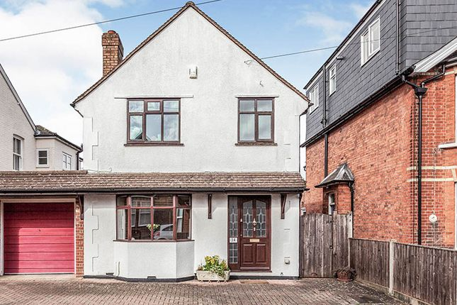 Thumbnail Detached house for sale in Osborne Road, Egham, Surrey
